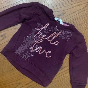 H&M Kids Sweatshirt 1 1/2-2y